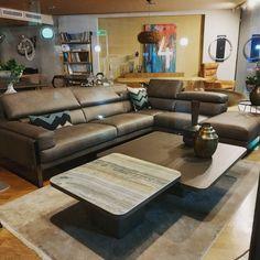Calia Italia, Showroom, Couch, Furniture, Home Decor, Decoration Home, Room Decor, Sofas, Home Furniture
