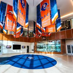 The renovations to #Broncos HQ at Dove Valley are nearly complete. october 2014