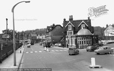 Photo of Purley, Godstone Road from Francis Frith Local History, Family History, Thornton Heath, Croydon, Old London, Crystal Palace, Surrey, Ancestry, Old Photos
