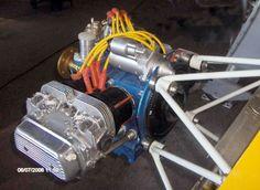 Subaru experimental aircraft engine