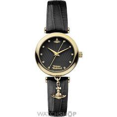 Ladies Vivienne Westwood Trafalgar Watch VV108BKBK