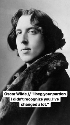 Oscar Wilde Poem Quotes, Quotable Quotes, Wisdom Quotes, Great Quotes, Life Quotes, Inspirational Quotes, Happy Quotes, Motivation, Teresa