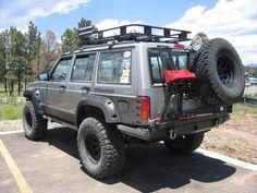 Bildergebnis für jeep xj smittybilt rear bumper