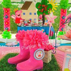Peppa Pig Girl event