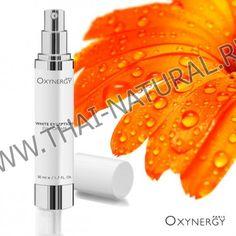 White Exception Day Cream Oxynergy      Содержит активные ингредиенты Oxynergy - натуральные сложные эфиры, сквален, натуральные воски.     Выводит токсины и нейтрализует свободные радикалы     Препятствует процессу пигментации     Лечит солнечные ожоги и смягчает кожу