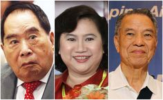 Top 10 Richest People in the Philippines: No Filipino Last Name Made it to the List