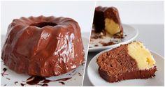 Marmorkuchen mit Mascarpone und Nougat - gelingsicher und super saftig!