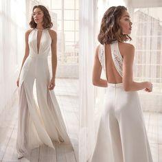 Jumpsuit Elegante, Lace Jumpsuit, Casual Jumpsuit, Elegant Jumpsuit, White Jumpsuit, Wedding Jumpsuit, Pants For Women, Clothes For Women, Jumpsuits For Women