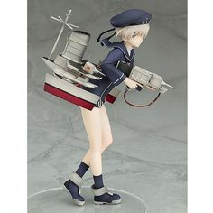 Kantai Collection -KanColle- Max Factory 1/8 Scale Figure : Z1 (Leberecht Maass)