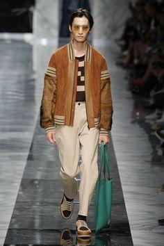 Fendi | Menswear - Spring 2018 | Look 37