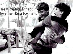 Gay love...