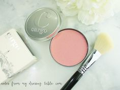 Cargo Swimmables Water Resistant Blush in Bali - Notes from My Dressing Table