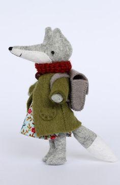 Image of Smaller fox Didi