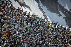 Megavalanche 2013 - Alpe d'Huez