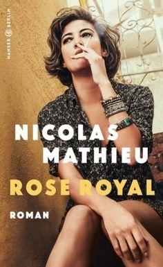 """Nach """"Wie später ihre Kinder"""" erzählt der Prix-Goncourt-Preisträger Nicolas Mathieu die Geschichte einer Frau, die beschließt, kein Opfer mehr zu sein: Rose, Mutter von zwei Kindern, ist fast fünfzig, als sie Luc kennenlernt. Luc ist charmant, zurückhaltend, anders als die vielen Dreckskerle dieser Welt - bis er sich eines Tages in seinem männlichen Stolz gekränkt fühlt und zuschlägt. Und Rose hat einen Revolver in der Tasche…. Überraschend, einfühlsam, spannend.  Euer obereder-Team… Nagasaki, Buy Roses, Best Sellers, This Book, Revolver, Free Apps, Audiobooks, World Literature"""
