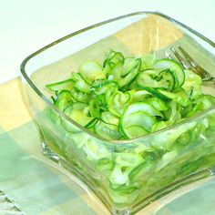 Japanese Cucumber Pickles