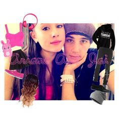 """""""Ariana And Jai <3"""" by shes-a-janoskian on Polyvore"""