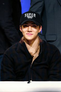 Sehun - 161204 Hat's On fansign