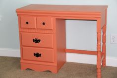 DIY Furniture Makeover - 2-Step process with primer and paint (easy!)