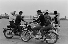 Japan Issue: Youth In Japan  1964  By Michael Rougier