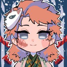 chibi, icons, and anime boy image Manga Anime, Chibi Anime, Anime Demon, Anime Art, Demon Slayer, Slayer Anime, Anime Kawaii, Otaku, Anime Lindo