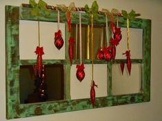 Fuxicando Ideias: #Segunda Natalina - Árvore de Natal de Madeira, Presépio e Arranjo com galho