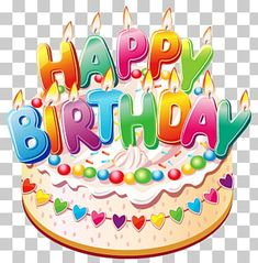 Happy Birthday Quotes Cake Clip Art Video Wishes For