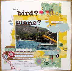 scrapbooking - for the love of paper: