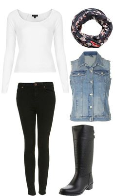 Simple #edgy #lazy day outfit Perfect comforty school outfit