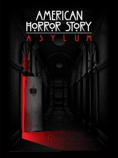 "American Horror Story - Asylum - Tracie Ching ---- ""American Horror Story"" art show at Hero Complex Gallery (2015-10) #AHS"