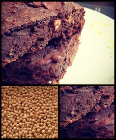 Vegan Gluten Free Protein Packed Chick Pea Brownies – One Sweet Healthy Vegan