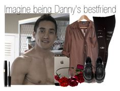 Imagine being Danny's bestfriend by fandomimagineshere on Polyvore featuring polyvore fashion style PAM Nightcap women's clothing women's fashion women female woman misses juniors