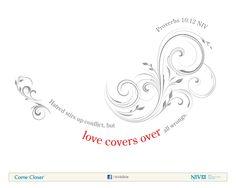 free printables using love verses