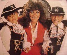Mich, Verónica y Cristian Castro