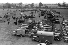 An NFS (National Fire Service) display at Testwood, Southampton 1943