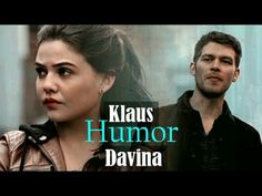 The Originals | Best Of Klaus & Davina - YouTube