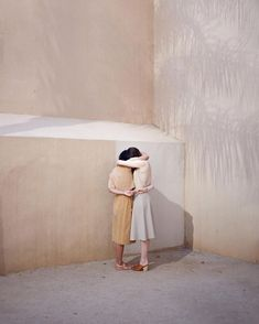 Architecture Meets Perfect Colour Palettes in June Kim & Michelle Cho's Captivating Images. Dreamy Photography, Editorial Photography, Art Photography, Fashion Photography, Narrative Photography, Minimalist Photography, Pink Beige, Blush Pink, Looks Cool