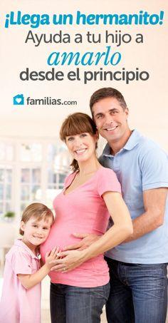 Muchos padres se sienten ansiosos acerca de la llegada de un nuevo bebé y sobre cómo ayudar a su hijo a aceptar al nuevo hermanito. Acá te comparto al...