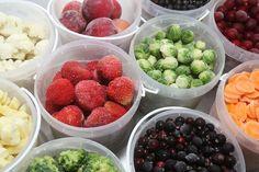 Saiba tudo sobre os alimentos congelados, seus malefícios e benéficos para nossa saúde, não perca o artigo completo, você vai se surpreender.
