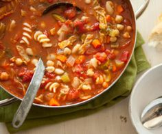 Hearty Minestrone Soup   Whole Foods Market