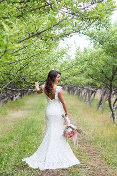 Elsa Creates - Orchard Bridals - Utah