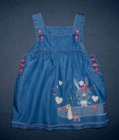 http://www.littlesister.at/mädchenkleidung/kleider-röcke/56-68/ TU Kleid Gr. 62-68 (3-6 Mon.) 8,00 €