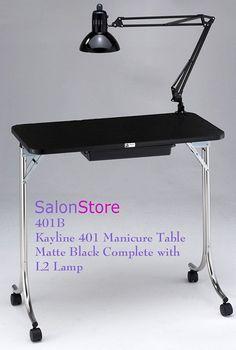 Kayline 401 Portable Mini Nail Table Manicure Table
