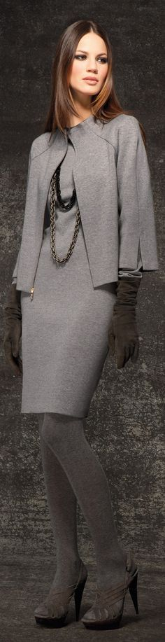Ideas Fashion Style Women Outfits Casual Work Wear For 2019 Grey Fashion, Work Fashion, Fashion Beauty, Winter Fashion, Womens Fashion, Fashion Design, Fashion Glamour, Latest Fashion, Luxury Fashion