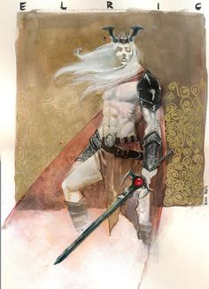 happy birthday fantasy style | Happy Birthday to Micheal Moorcock, creator of my favorite Elven hero ...
