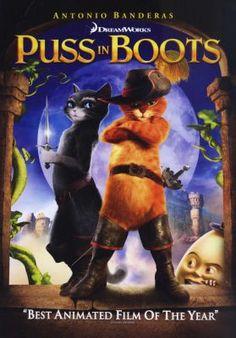 Loot.co.za - DVD: Puss In Boots (DVD): Antonio Banderas, Salma Hayek   Animation