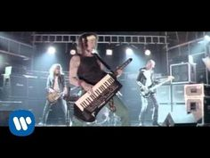 The Darkness - Girlfriend (Official Music Video) - YouTube
