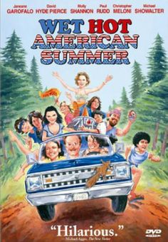 'Wet Hot American Summer' -- How the cast's lives have changed