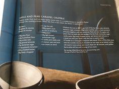 Caramel Pears, Food To Make, It Works, Entertaining, Apple, Fruit, Cooking, Sweet