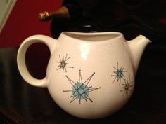 Great 70s porcelain German teapot by Schonwald Now 25 euro instead ...